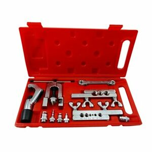 Flaring Swaging Tools Kit Tube Pipe Expander Air Condition Refrigeration New