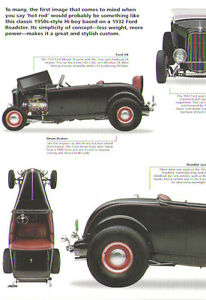 1932 Ford Highboy Roadster Hot Rod Article Must See