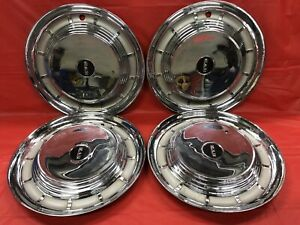 Vintage 1958 Edsel 14 Hubcap Very Good Condition