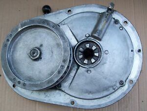 Bridgeport Mill J Head Gear Assembly For Parts Or Repair