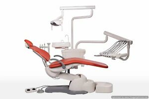 Flight Dental A6 Operatory Package Over The Patient W Cuspidor Fda 5 Yr Waranty