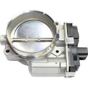 Aluminum Throttle Body For Cadillac Escalade Chevy Camaro Corvette