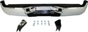 Steel Chrome Step Bumper For 05 15 Toyota Tacoma Sr5 Limited