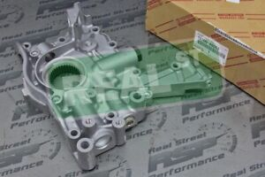Oem For Toyota Supra Mkiv 2jz Gte 2jzgte Oil Pump 15100 46052