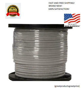 Southwire Romex Simpull 1000 ft 14 2 Non metallic Wire By the roll 1000 Feet New