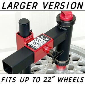 Ultimate Manual Tire Changer Xl Modified Upgrade Attachment Duckhead Mount Kit