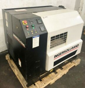 Ingersoll Rand ssr ep25 25hp Air Compressor Rotary Screw