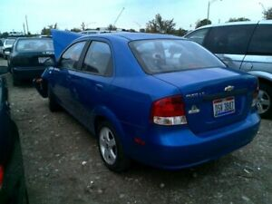 Wheel 14x4 Compact Spare Fits 04 11 Aveo 276185