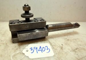 Aloris Bx 2 Turning And Facing Holder With Carbide Insert Boring Bar inv 39403