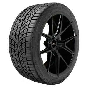 2 new 235 45zr17 R17 Bf Goodrich G force Comp 2 A s 97w Xl Bsw Tires