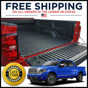 Dualliner Bed Liner For 2004 2014 Ford F 150 6 5ft Bed W Factory Tailgate Step