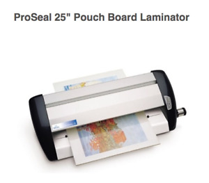 Seal Graphics Proseal 25 25 Pouch Board Laminator Made In Usa