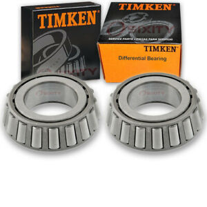Timken Rear Differential Bearing For 2002 2008 Ford Explorer Bl