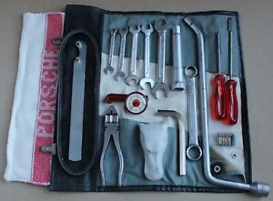 Porsche Early Swb 911 Toolkit 1964 To 1965 Only