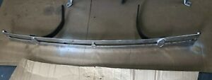 1930 1931 Ford Model A Front Bumper With Brackets