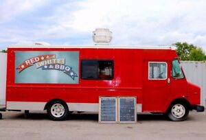 1993 Grumman Used Food Truck For Sale Good Condition