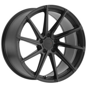 Tsw Watkins Left 19x9 5x120 15mm Double Black Wheel Rim