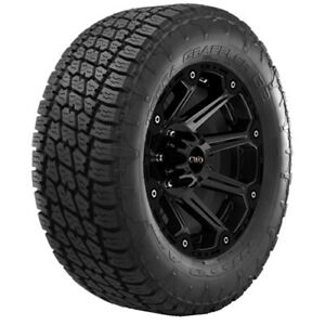 4 Lt285 70r17 Nitto Terra Grappler G2 121 118s E 10 Ply Bsw Tires