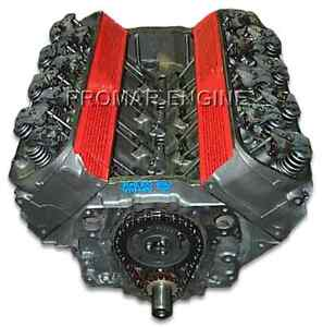 Reman Chevy Gen Iv And Gen V 454 Marine 365 440hp Long Block Engine