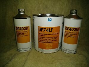 Ppg Dp74 Epoxy Primer New Kit With Catalyst