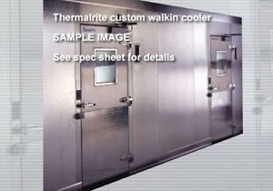 Walk In Freezer Meat Cooler Produce Cooler 33 6 X 26 6 Nsf Thermalrite