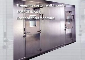 Walk In Freezer Meat Cooler Produce Cooler 32 6 X 30 1 Nsf Thermalrite