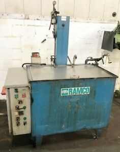Ramco mk 36ems Parts Washer