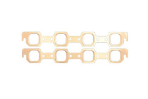 Sce Gaskets Small Block Ford Exhaust Manifold Header Gasket 2 Pc P N 4736