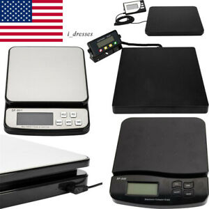 High Quality Digital Postal Scale Waterproof With Weight Indicator Adapter Us