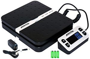 Extended Cord 110lbs Digital Weight Scale Shipping Postal Scale Black 0 1 Oz