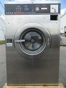 Speed Queen Washer 18 20lb Capacity Sc20md2bu60001