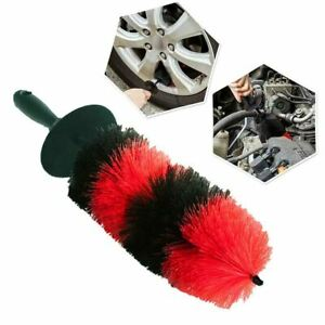 Zone Tech Master Car Auto Motorcycle Wheel Rim Tire Cleaning Brush Detailing 18