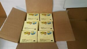 Post it Notes 1 1 2 X 2 24 pack Lot Of 18