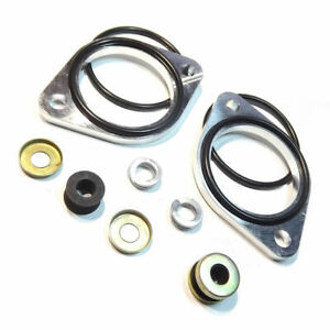 Weber 48 Dcoe Dellorto Dhla Solex Addhe Alloy Anti Vibration Soft Mount Kit
