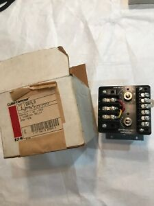 Cutler Hammer D60la Ac Load Current Relay