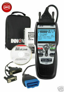 Innova 3160b Diagnostic Scan Tool With Abs Srs And Live Data For Obd2 Vehicles