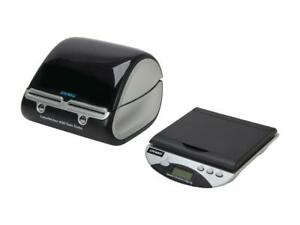 Dymo Labelwriter 450 Twin Turbo 1757660 Thermal 300 X 600 Dpi Mailing Solution