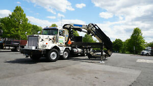 Tree Care Packages Nice Grapple Saw Truck 2009 Western Star With 120 Reach