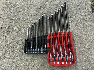 Mac Tools 14 Piece 1 4 15 16 12 Point Wrench Set