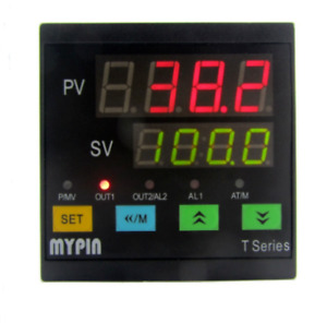 Ta7 snr 72 72 Size Digital Pid Temperature Controller With Ssr Output