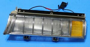 1971 73 Cadillac Deville Calais Turn Signal Side Marker Light Lamp Assembly Lh