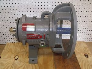 Flowserve Durco Mark 3 Pump Power End Ansi Size Pe2ya 13lhs 316 Mark Iii