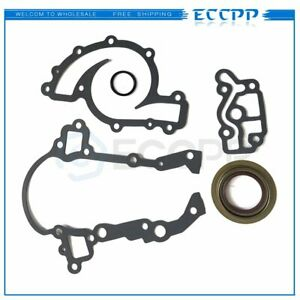 Eccpp Engine Timing Cover Gasket For 05 08 Buick Pontiac Bonneville Grand 3 8l