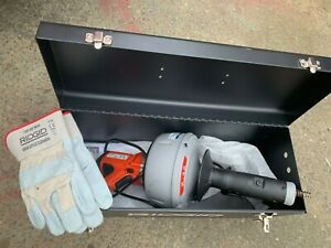 Ridgid Drain Cleaning Machine K 45