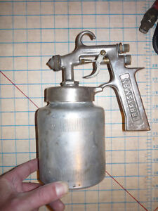 Craftsman Paint Spray Gun Vtg