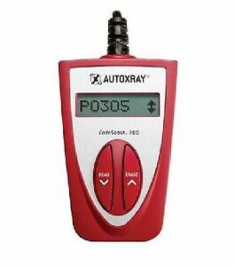 Autoxray Code Scout Reader 700 New Obd Ii Can Authorized Distributor