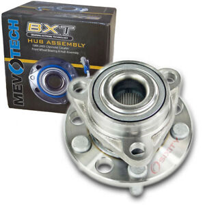 Mevotech Front Wheel Bearing Hub Assembly For 1984 2005 Chevrolet Cavalier Fx