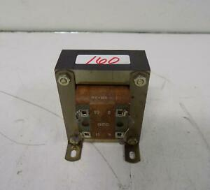 Stancor Rectifier Power Transformer Rt 201