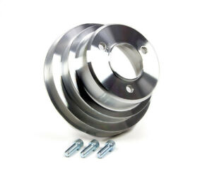 March Performance Serpentine Crank Pulley Long Big Block Chevy P N 7341
