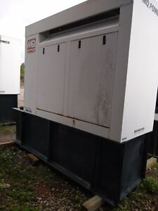 Multiquip Mq Power 30 Kw Diesel Generator 194 Hours Single Phase Deutz